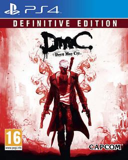 DmC Devil May Cry : Definitive Edition