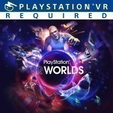 PlayStationVR Worlds