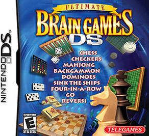 Ultimate Brain Games sur Nintendo DS