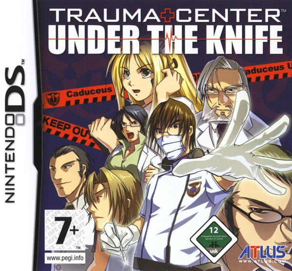 Trauma Center : Under the Knife