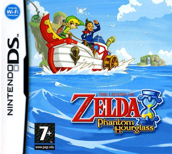 The Legend of Zelda : Phantom Hourglass