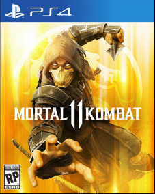 Mortal Kombat 11 sur Playstation 4