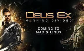 Deus Ex : Mankind Divided Edition Collector