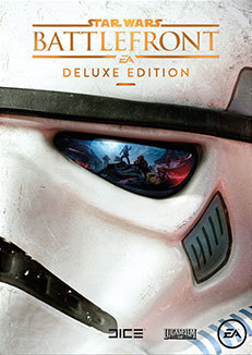 Star Wars Battlefront édition Deluxe