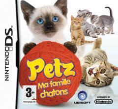 Petz : Ma Famille Chatons