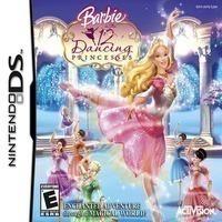 Barbie au Bal des 12 Princesses sur Nintendo DS