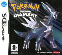 Pokémon Version Diamant sur Nintendo DS