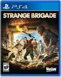 Strange Brigade Edition Collector