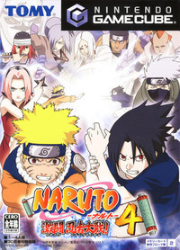 Naruto : Clash of Ninja 4
