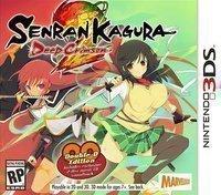 Senran Kagura 2 : Deep Crimson