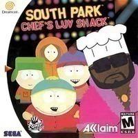 South Park Chef's Luv Shack sur DreamCast
