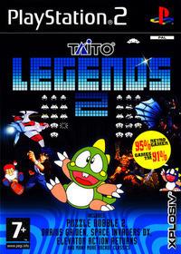 Taito Legends 2