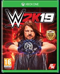 WWE 2K19 Woooo Edition