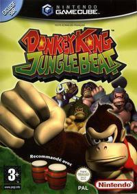 Donkey Kong Jungle Beat sur Game Cube
