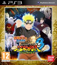 Naruto Shippuden : Ultimate Ninja Storm 3 : Full Burst