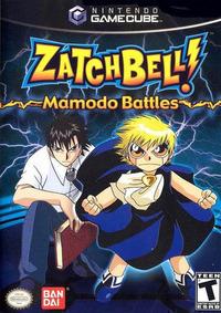 Zatchbell! : Mamodo Battles