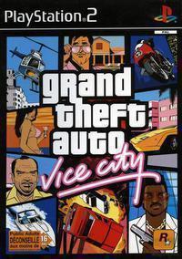Grand Theft Auto : Vice City sur Playstation 2