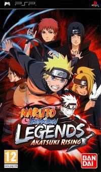 Naruto Shippuden : Legends : Akatsuki Rising