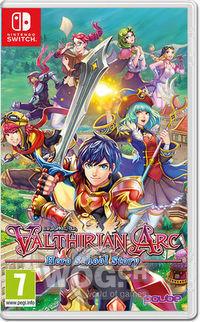 Valthirian Arc : Hero School Story