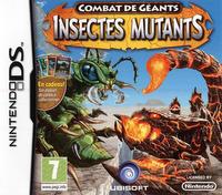 Combat de Géants : Insectes Mutants