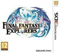 Final Fantasy Explorers Edition Collector