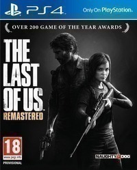 The Last of Us Remastered sur Playstation 4