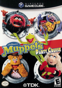 Muppets : Party Cruise