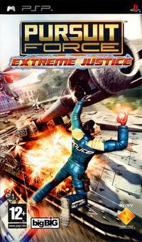 Pursuit Force : Extreme Justice