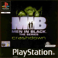 Men in Black : The Series : Crashdown