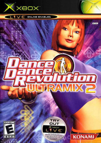 Dancing Stage Unleashed 2 sur X Box