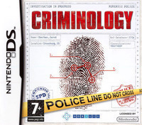 Criminology sur Nintendo DS