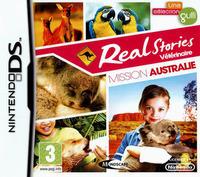 Real Stories : Vétérinaire : Mission Australie sur Nintendo DS
