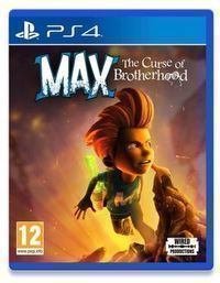 Max : The Curse of Brotherhood sur Playstation 4