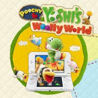 Poochy & Yoshi's Woolly World (Amiibo Poochy de laine inclus)