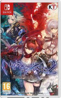 Nights of Azure 2 : Bride of the New Moon