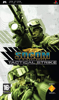 SOCOM : U.S. Navy SEALs Tactical Strike