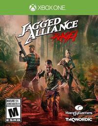 Jagged Alliance : Rage!