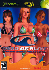 Dead or Alive : Xtreme Beach Volleyball