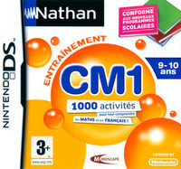 Nathan Entraînement CM1