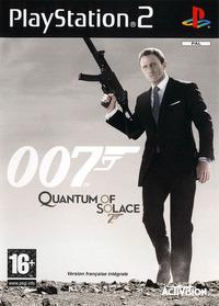 007 : Quantum of Solace