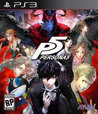 Persona 5 Edition Steelbook
