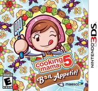 Cooking Mama 5 : Bon Appétit !