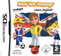 Mind your Language : Learn English !