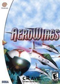 Aerowings sur DreamCast