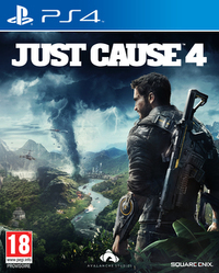 JUST CAUSE 4 sur Playstation 4