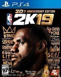NBA 2K19 sur Playstation 4