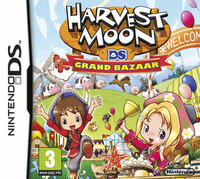 Harvest Moon : Grand Bazaar