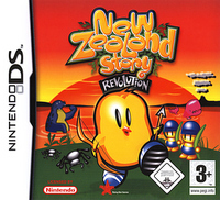 New Zealand Story Revolution sur Nintendo DS