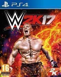WWE 2K17 sur Playstation 4