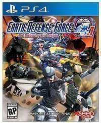 Earth Defense Force 4.1 Shadow of New Despair